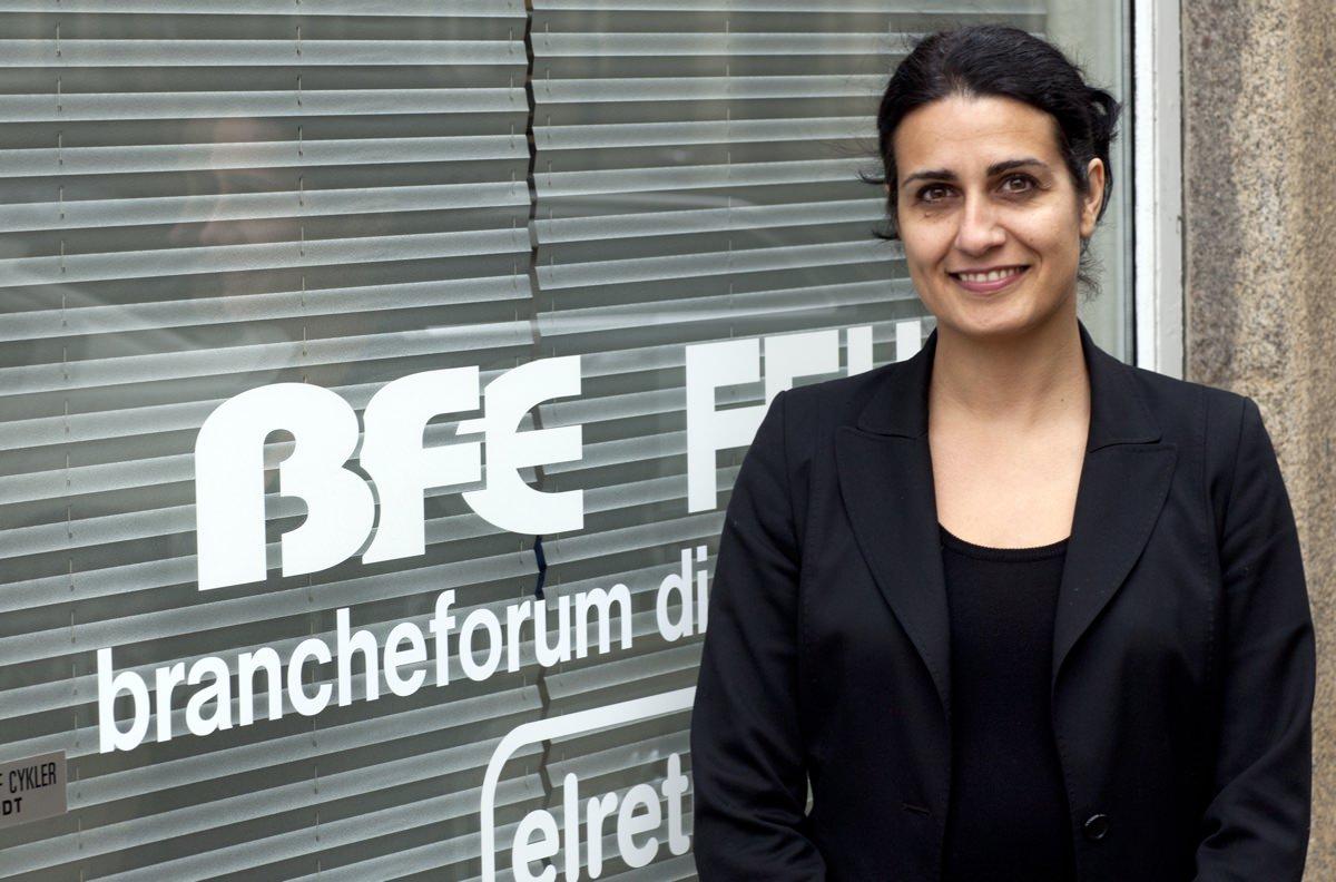 Direktør for BFE, Laila Kelp Rasmussen